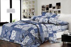 Комплекты постельного белья ранфорс  Lettiera