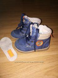 Ботиночки осень-зима Bobbi Schoes, 1, 5-2 года
