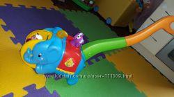 Слон-циркач Kiddieland