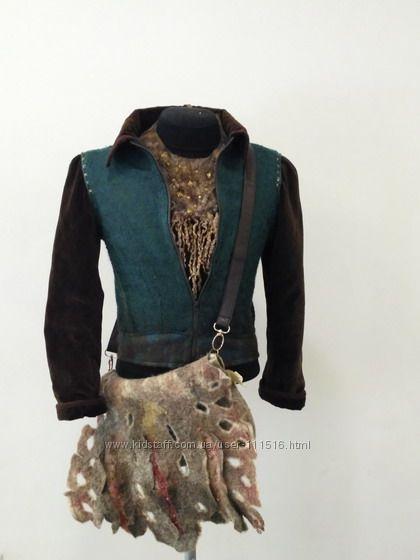 Куртка в винтажном стиле авторская от Rinel