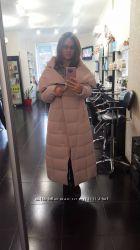 Зимнее пальто Комильфо. Срочно есть пудра в 44.