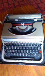 Печатная машинка Olivetti