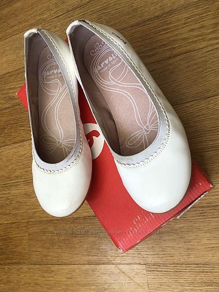 Балетки туфли Garvalin для девочки 33 размер