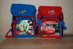Школьный яркий рюкзак  DISNEY с Микки
