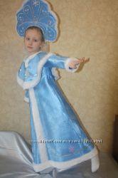 Шикарный костюм настоящей Снегурочки