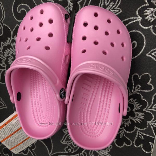 Crocs с12 кроксы в наличии