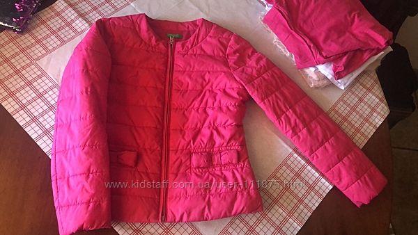 Курточка для девочки 140 рост