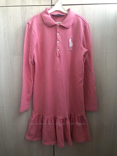 Polo Ralf Lauren платье