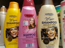 Хороший шампунь для  волос с Германии