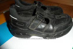 Clarks туфли босоножки закрытые натур кожа 30 р