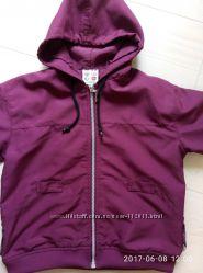 курточка летняя 122-134 р