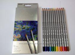 Карандаши цветные акварельные Марко Raffine 12 цв