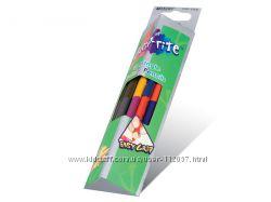 Карандаши цветные Marco двухцветные grip-rite