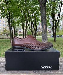 Мужские туфли VRX. Натуральная кожа 40-45