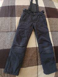 Полукомбез, термо-штаны  Columbia на 10-11 лет