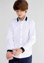 Стильные рубашки для юных модников