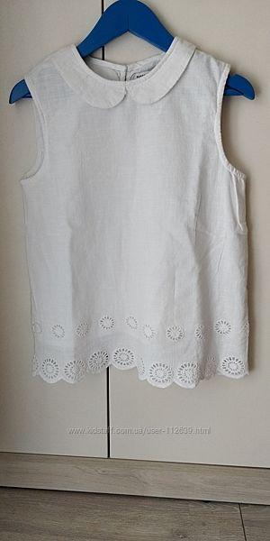 Хлопковая блузка Reserved 152 рост