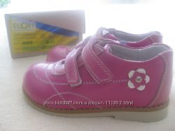 Модные туфельки ECOBY