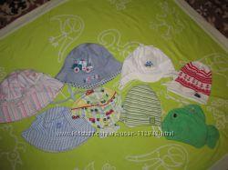 Шапочки панамочки на мальчика шапка летняя панамка
