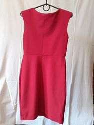Красное платье для офиса и не только