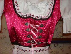 Немецкий баварский национальный костюм