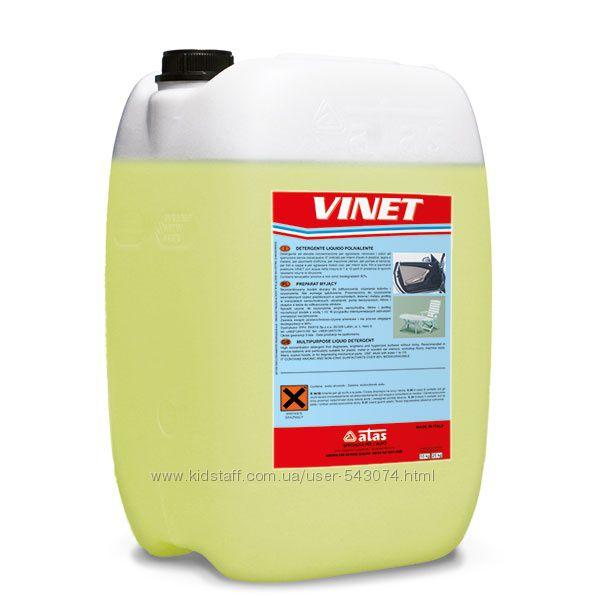 Концентрат для химчистки салона Vinet Atas 10 кг.