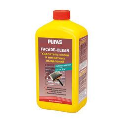 Удалитель солей и нитратных выделений Pufas Facade-Clean