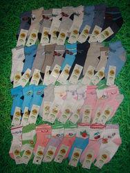 Детские носочки летние с сеточкой