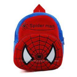 Рюкзак детский, Спайдермен, для девочек и мальчиков