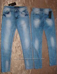 Джинсы для девочки, подросток, джинс стрейч. качество Супер