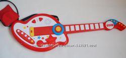 Музыкальная гитара Fisher price