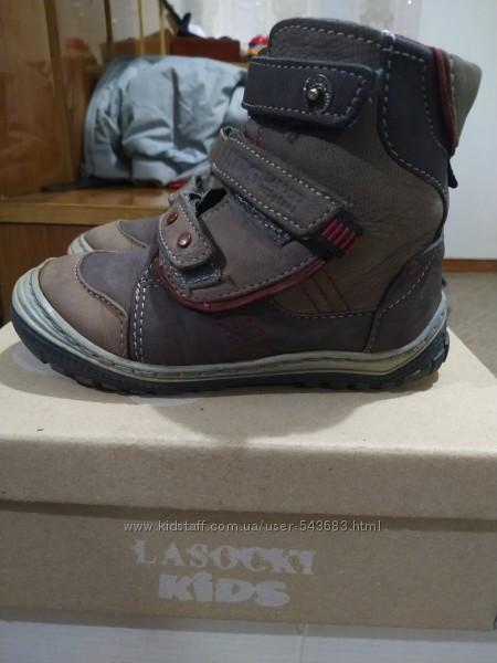 Ботиночки Lasocki демисезонние