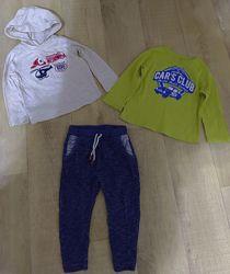 Комплект фирменной одежды для мальчика