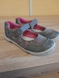 Кожаные туфли Stups. 19-19.5 см. стелька.