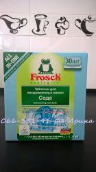 Frosch Soda, таблетки для посудомойки, посудомоечных машин, все