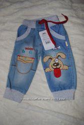 Штанишки, джинсы для малышей недорого