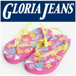 Новые флип-флопы Gloria Jeans 25 р.
