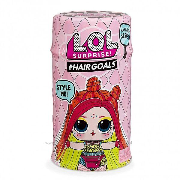 L. O. L. Hairgoals Makeover 2 волна