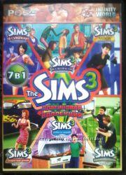 Игры на DVD дисках.