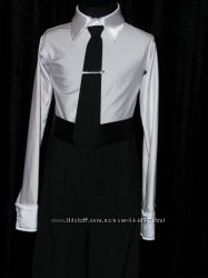 Рубашки для бальных танцев возможен удаленный индив. пошив