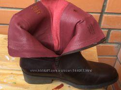 Новые классические кожаные ботинки Kichers 37 размер