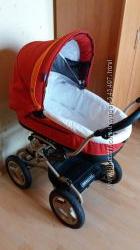 Детская коляска Bebecar Stilo AT Vogue2-в-1