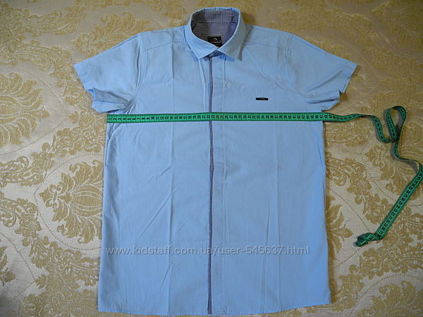 рубашка с коротким рукавом, тениска