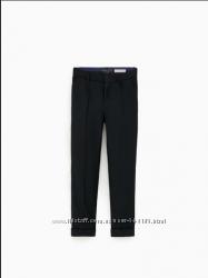 Классические брюки Zara черные  13-14 лет
