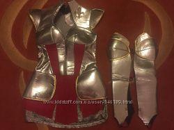 Костюм средневековья для девушки