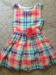Нарядное платье Children&acutes Place 5 лет