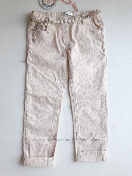 Джинсы штаны Gaialuna 110р.