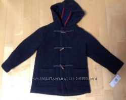 Пальто тёплое 100-110 см