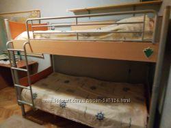 Двухярусная кровать и 2 шкафа CILEK