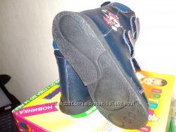 Зимние ортопедические ботинки, высокие берцы, съемная стелька, м. 921
